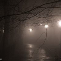It was a Dark and Foggy Night