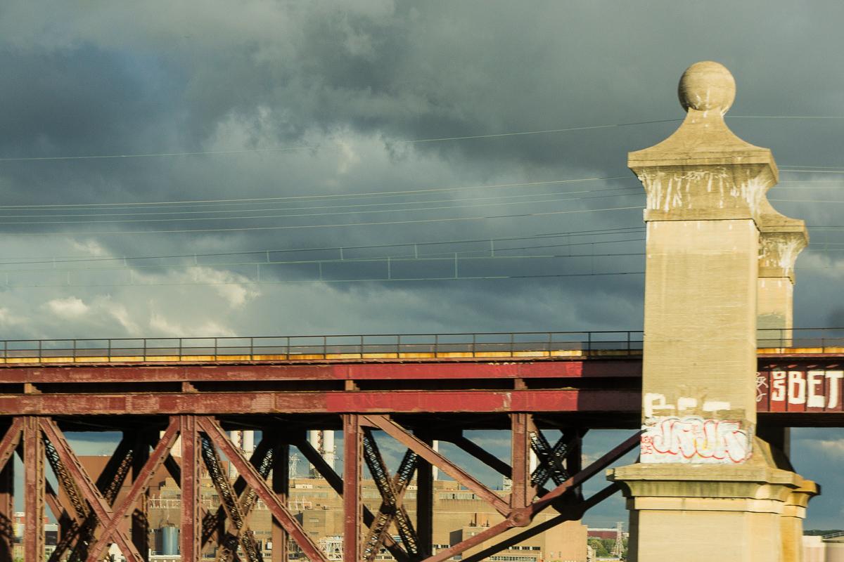 from the Triboro Bridge
