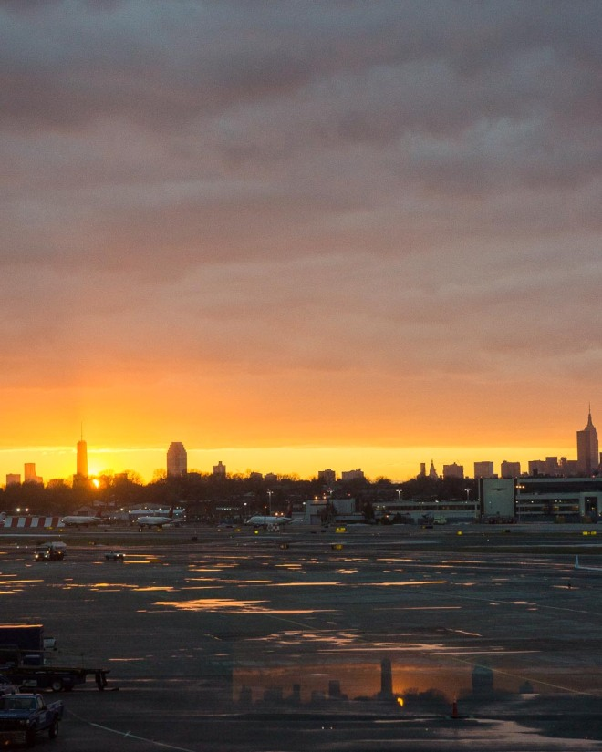 LaGuardia Airport, New York