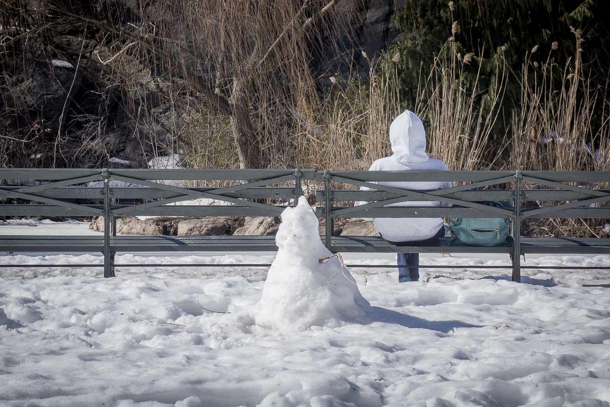 Morningside Park, New York