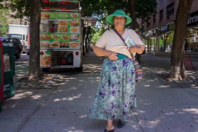 89th St and Columbus Avenue, New York
