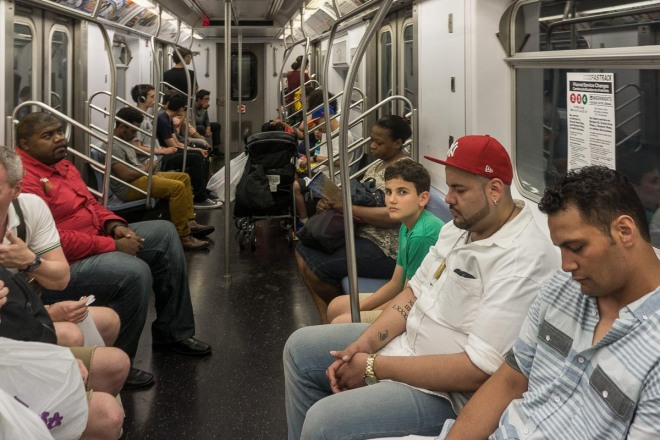 2 train, New York