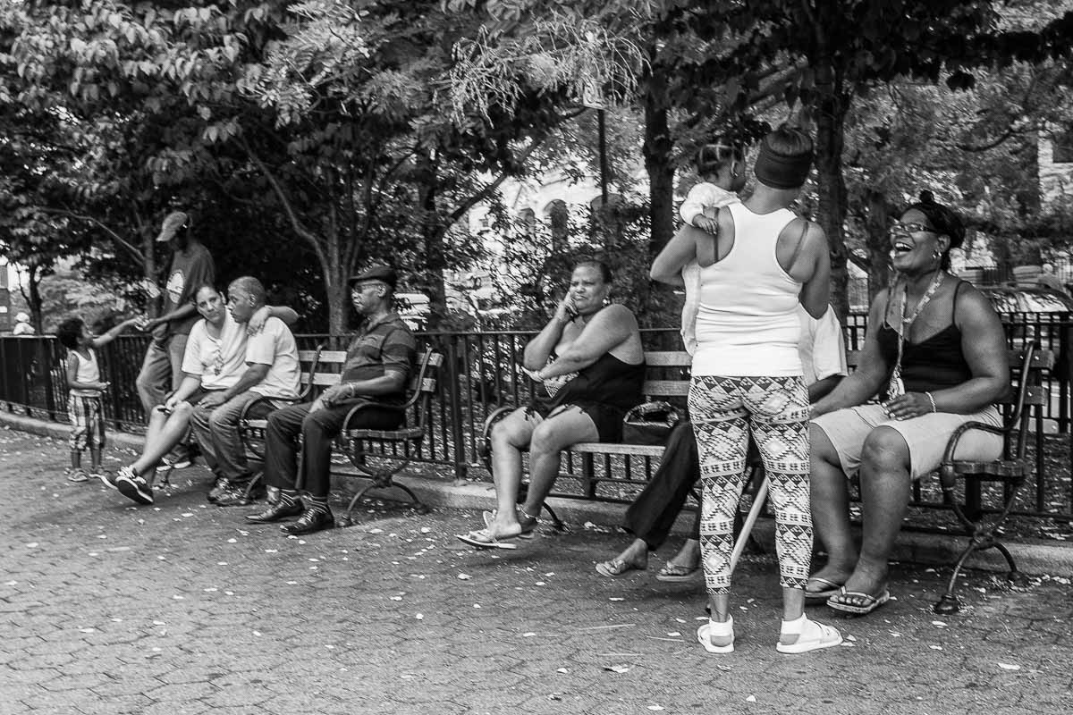 1306 St Nicholas Avenue New York: Sunday In The Park