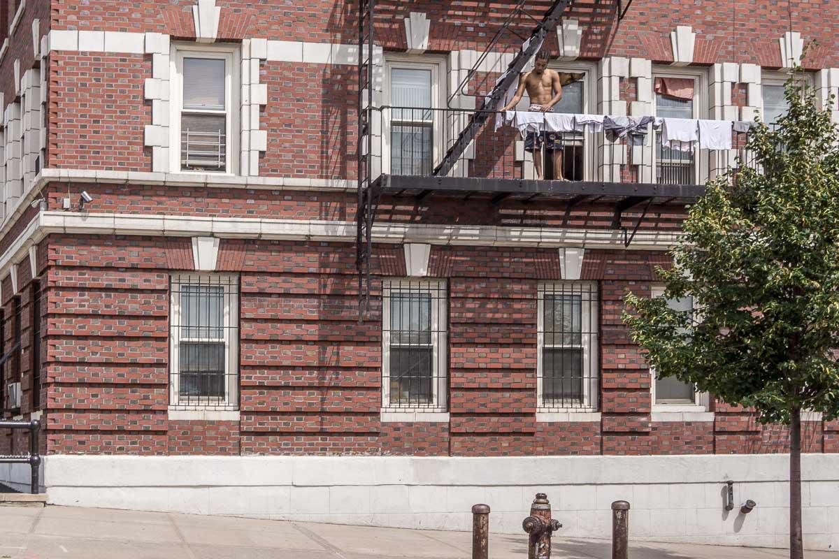 151st St and St Nicholas Avenue, New York