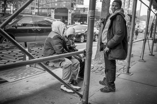 97th St and Columbus Avenue, New York