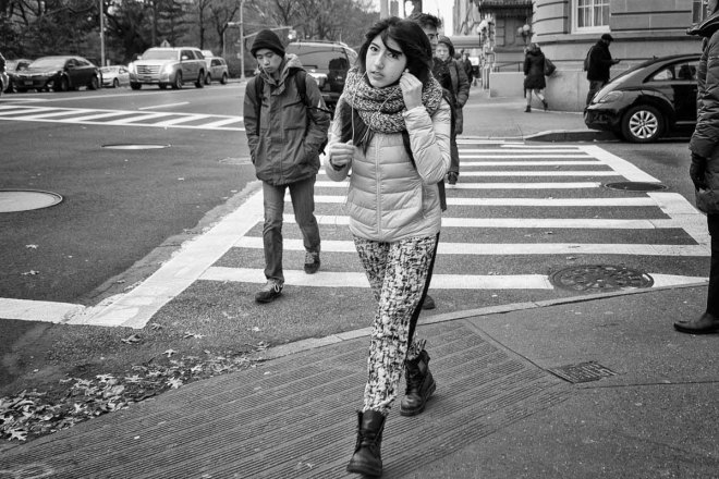89th St and Central Park West, New York
