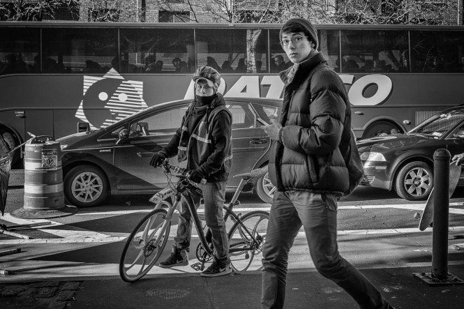 88th St and Columbus Avenue, New York