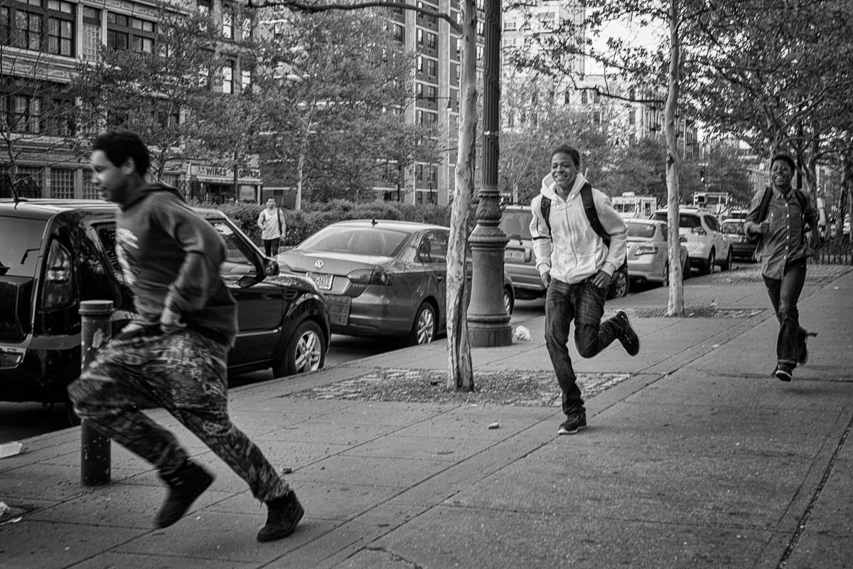 114th St and Lenox Avenue, New York