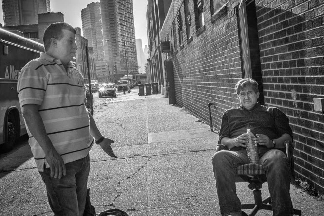 45th Road, Long Island City, Queens, New York