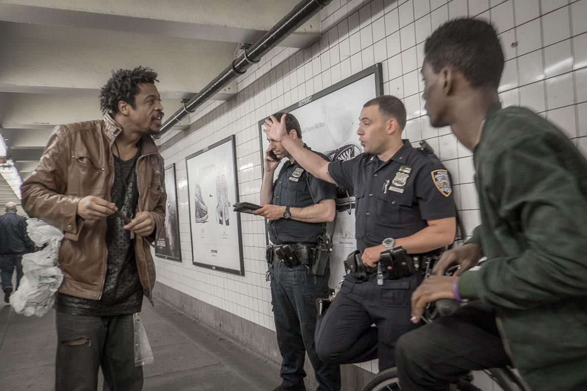W 14th Street subway station, New York