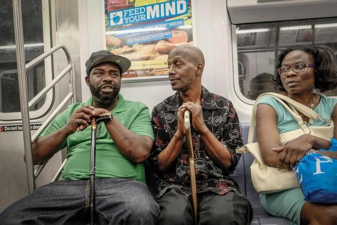 2 train, New Yok