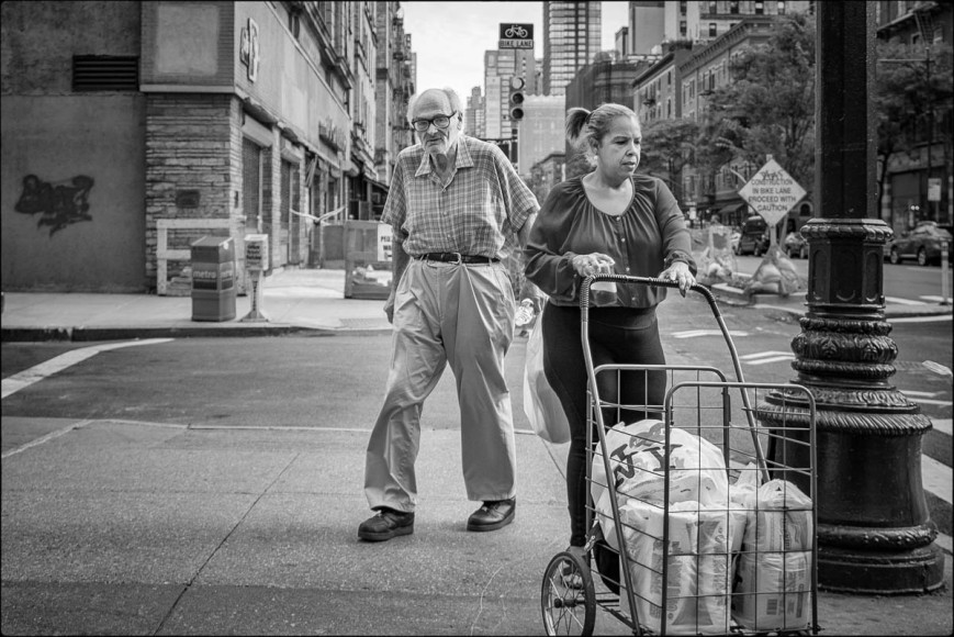 74th St and Columbus Avenue, New York