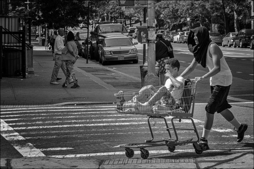 141st St and St Nicholas Avenue, New York