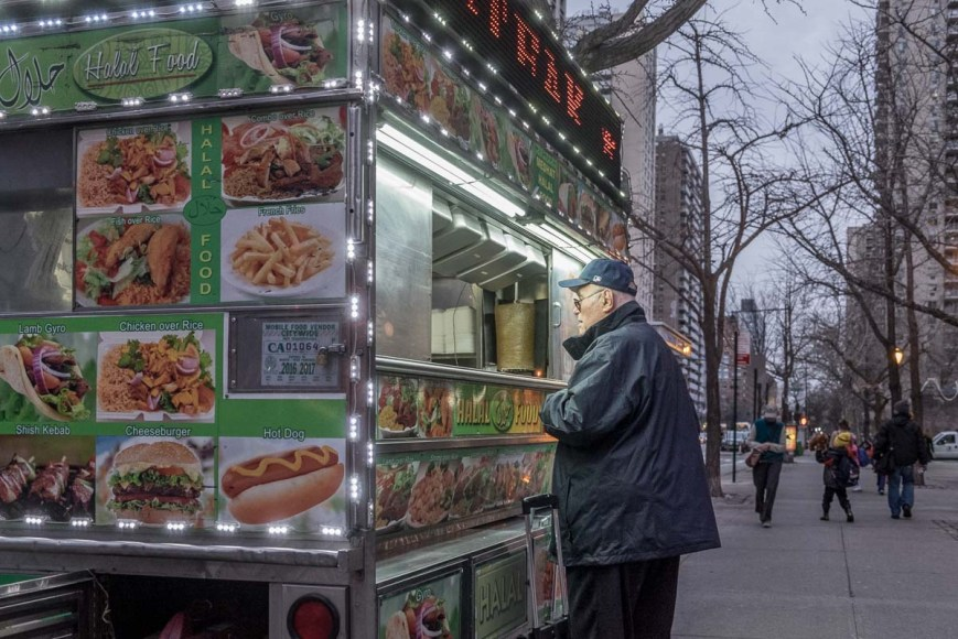 90th St and Columbus Avenue, New York