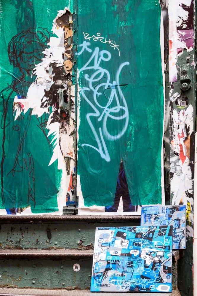 Prince Street, New York