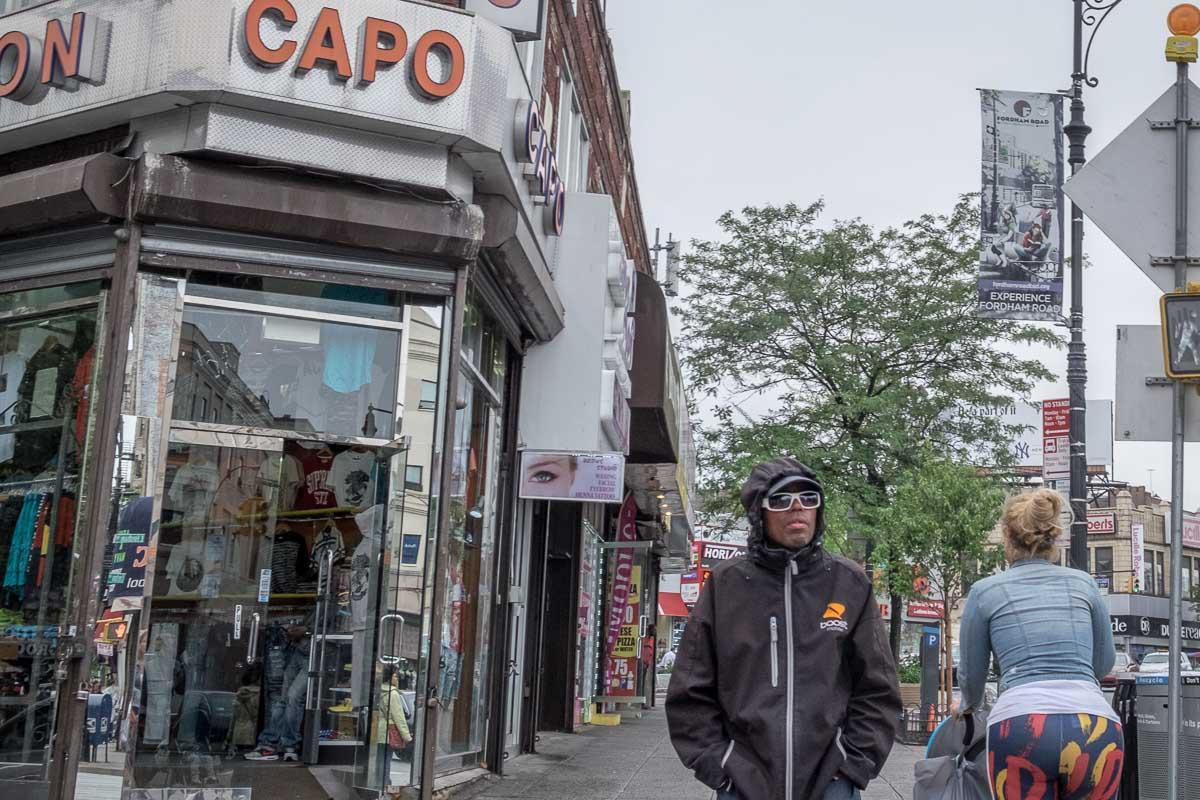 East Fordham Road, Bronx, New York