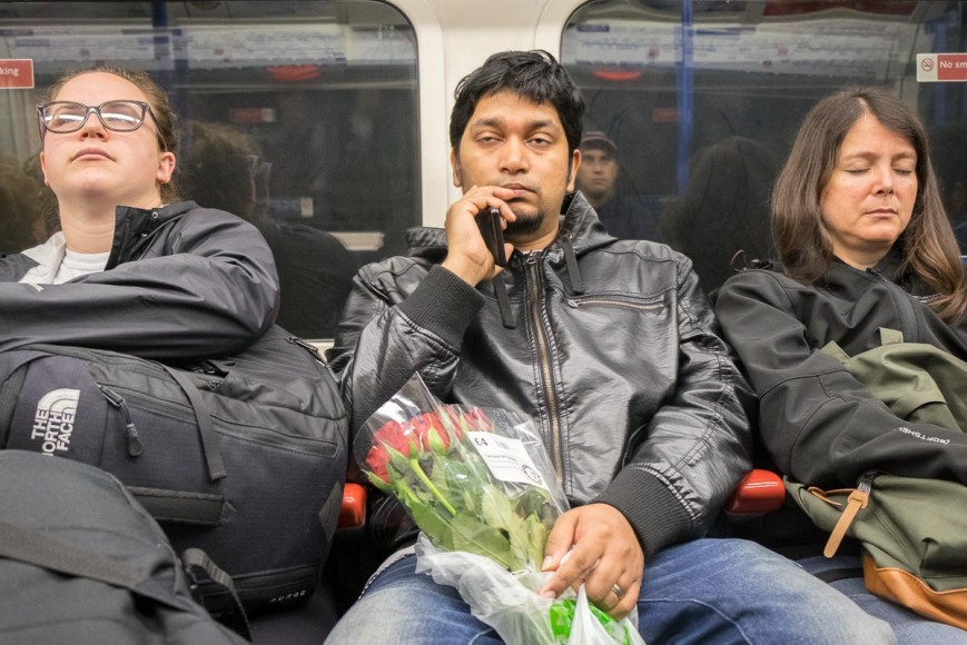 Piccadilly Line, London