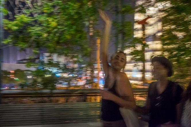 Highline, New York