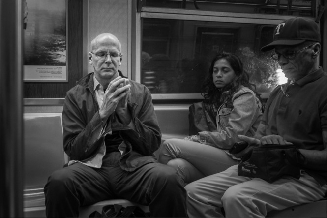 F train, New York