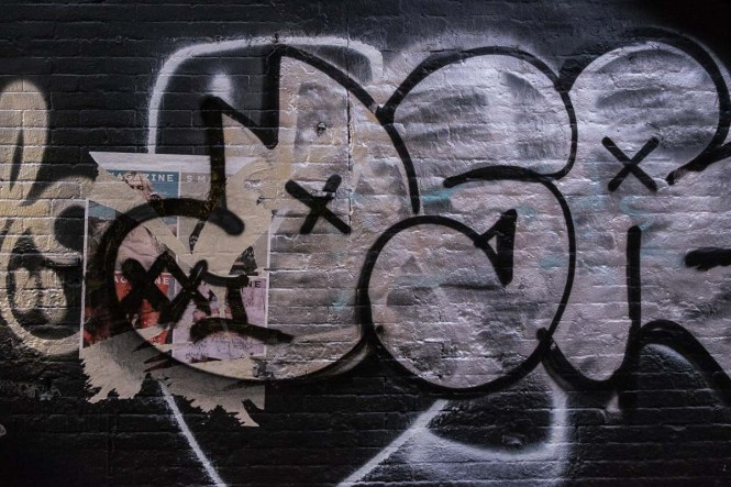 Ludlow Street, New York