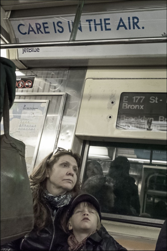 6 train, New York
