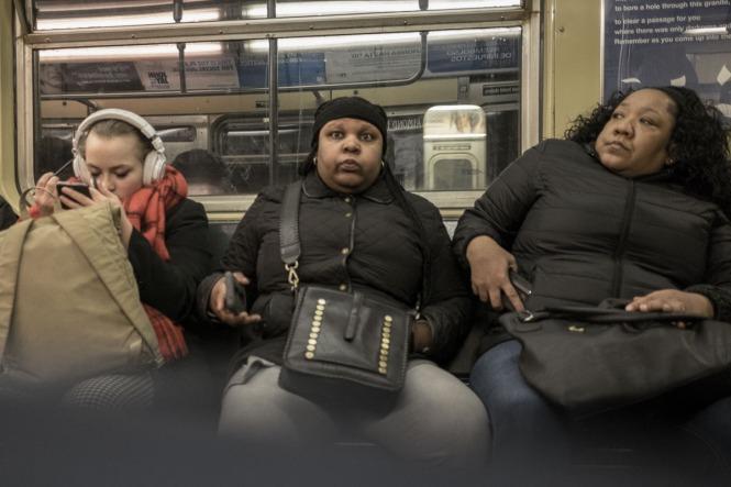 C train, New York