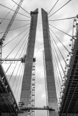 Mario Cuomo Bridge, Hudson River, New York