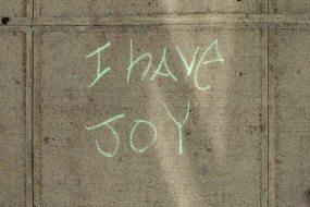 I have Joy