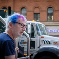 He's Got Colors in His Hair, He's Everywhere