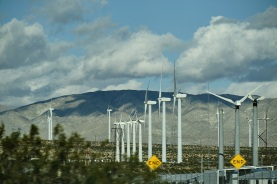 Wind Farm, Coachella Valley, California