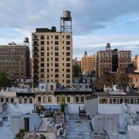 Upper West Rooftops