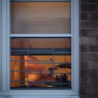 Rear Window, Dusk