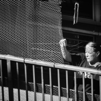 Balcony Life: Sending Signals