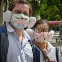 Muffled Masks