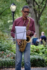 Saxophonist, Mark Turner