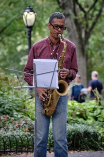 Saxophonist, Mark Turner