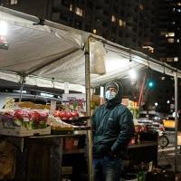 Night Fruitseller