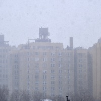 Water Towers, Snow
