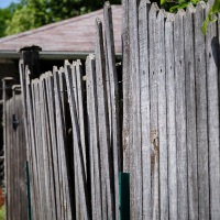 Alley Fence